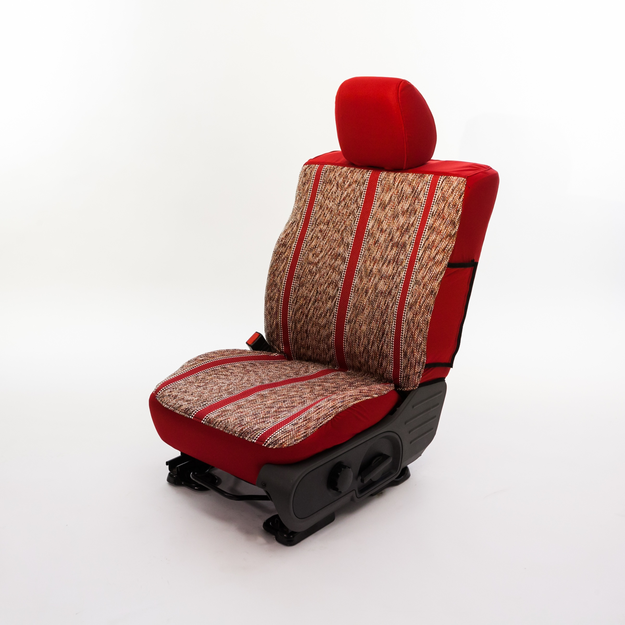 Red Truck Seat Cover